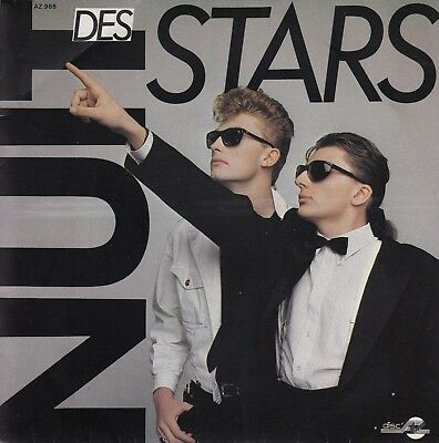 """Nuit Des Stars 7"""" French SYNTHPOP NEW WAVE SYNTH MINIMAL COLDWAVE"""