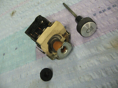 1979-1981 Chevrolet Camaro Lichtschalter komplett orig. GM Delco Headlamp Switch