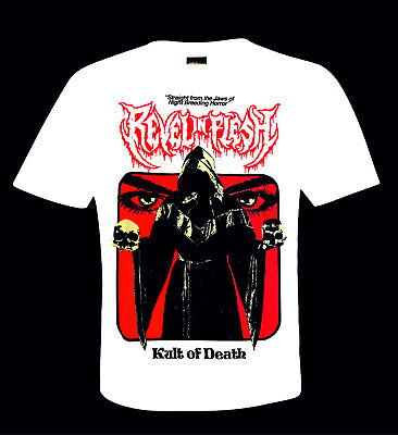 REVEL IN FLESH official T-Shirt KULT OF DEATH - Teutonic Death Metal -