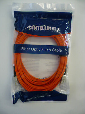 Fiber Optic Patch Cable INT Patchkabel MM SC/SC 62.5 125um OM1 10m - NEU OVP