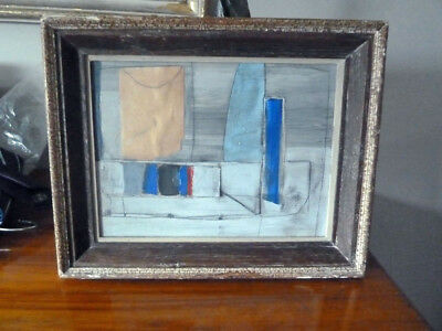 1950's St Ives School Abstract Collage -Paul Feiler ?????????