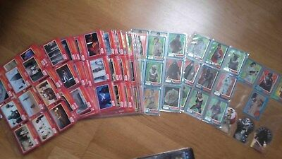 Star Wars TOPPS Lot cartes Voyage vers star wars journey Force Awakens