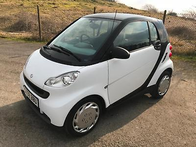2008 08 Smart fortwo 1.0 Pure One Lady Owner