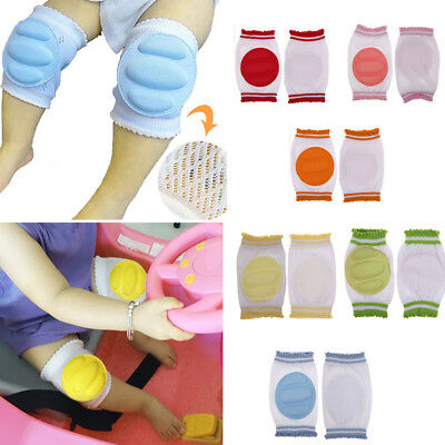 Baby Knee Pads Protector Safety Crawling Elbow Cushion Comfortable Durable
