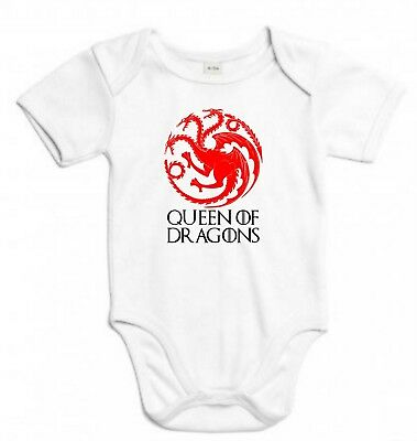 BODY JUEGO DE TRONOS GAME OF THRONES QUEEN OF DRAGONS KALEESI T-SHIRT SIL Sj137