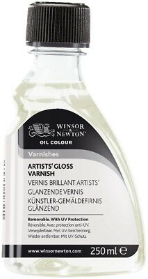 Winsor And Newton Oil Colour Artists Gloss Varnish