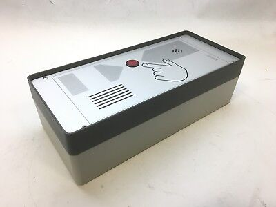 ASCOM Industrial / Business Door Entry Button Voice Telecoms System Unit - *NEW*