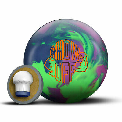 Bowling Ball Roto Grip Show Off, Reactive, Strike, Bowlingkugel