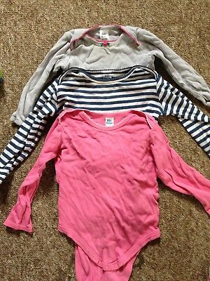 Three Girls 1.5 - 2 years (18-24months) Mini Boden long sleeved tops
