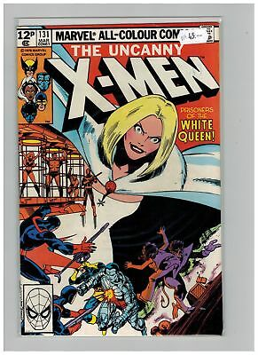 Uncanny X-Men (1963) # 131 (8.0-VF) UK PRICE VARIANT (266642)