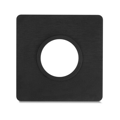 Horseman 45HD, 45FA (Fit) 80x80mm Lens Board - Available in #00, #0, #1