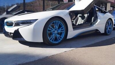 2014 BMW i8 Base Coupe 2-Door 2014 BMW I8 COUPE TERRA WORLD LOW MILES