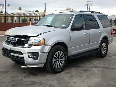 2017 Ford Expedition XLT 2017 Ford Expedition XLT Wrecked Rebuilder V6 Many Options Perfect Project L@@K!