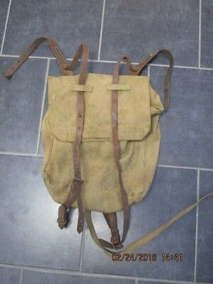 1916 Dismounted Equipment Pack