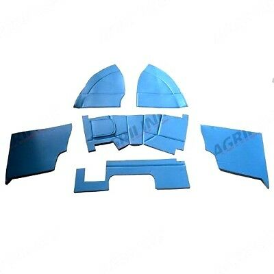 Cab Cladding Trim Kit Fits Ford 2600 3600 4100 4600 Tractors With Q Cab.