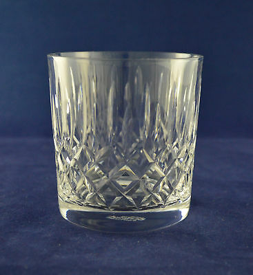 "Edinburgh Crystal ""APPIN"" Whiskey Glass – 8.5cms (3-3/8″) Tall"