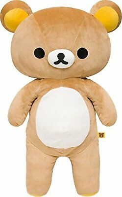 San-X Rilakkuma Plush Toy L MR75701 Free Shipping with Tracking# New from Japan