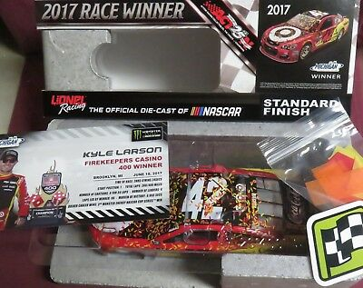 Brand New, 1/24 Action  2017 Chevy Ss, #42, Target Michigan Win,  Kyle Larson