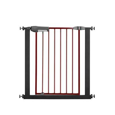 Baby Safety Gate Kids Toddler Deluxe Angle Mount Pet Swing Security Dog C Dzjo