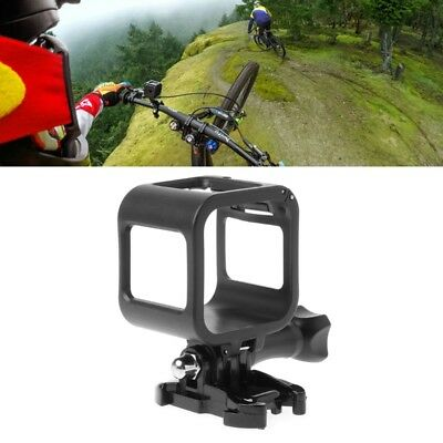 Low Profile Housing Frame Cover Case Mount Holder For GoPro Hero 4/5 Session New