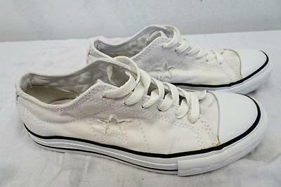 converse one star tela