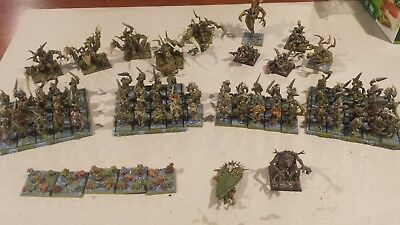 Warhammer Age Of Sigmar Nurgle RotBringer Daemon Army - Well Painted