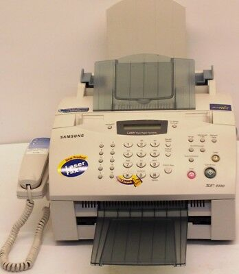 Samsung Fax SF-5100 Plain Paper Laser Facsimile Transceiver, Copy, Fax Machine