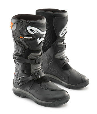 KTM Corozal Adv Waterproof Boots For Off Road, Adventure & Touring (3PW161050*)