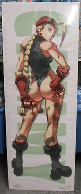Street Fighters CAMMY Door Poster - Udon (RARE & OUT OF PRINT!!)