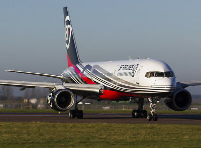 SF Airlines | SF Express / ShunFeng Air / Flugzeugmodell Boeing 757-200F | B757