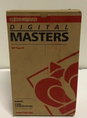 Standard Digital Duplicator Masters Product Code 3322 for SD450, SD400 & JP5000