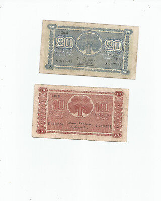 Finland  Two  Notes