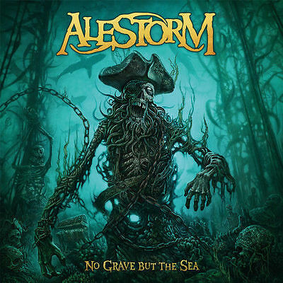 No Grave But the Sea ALESTORM CD ( FREE SHIPPING)