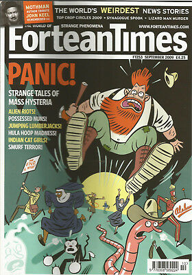 Fortean Times 253 - Panic! - Sept 09