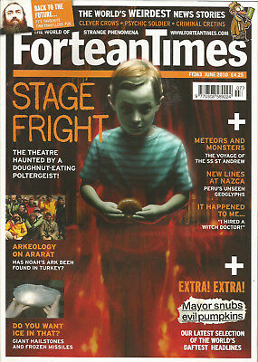 Fortean Times 263 - Stage Fright - June 10