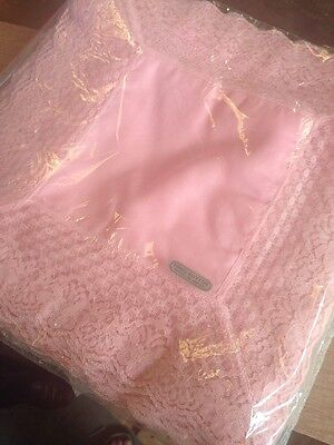 Lace Squares  -Different Colours Available - 5 Per pack HANKIE COUTURE