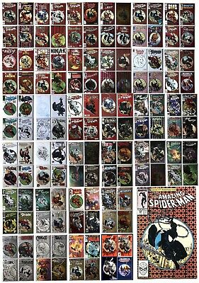 Amazing Spider-Man 300 Homage Cover Variant EXTREMELY RARE Spawn 227 300 301 SET