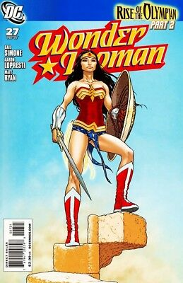Wonder Woman (2006) #  27 Variant by Frank Quitley (9.2-NM-)