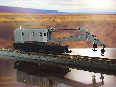 N Scale - Arnold - Crane In Case - Excellent Cond.