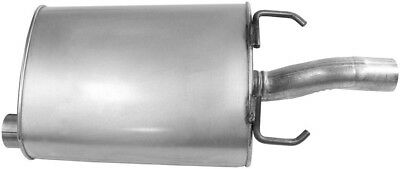 Exhaust Muffler-SoundFX Direct Fit Muffler Walker fits 05-08 Pontiac Grand Prix
