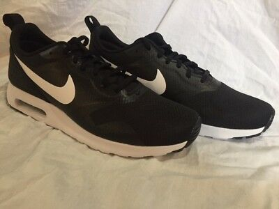 3be5b6d638 MEN'S NIKE AIR Max Tavas RUNNING Shoes Black / White (705149 009) - $65.99  | PicClick