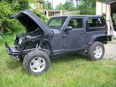 Jeep Wrangler JK EVOLUTION 3.8 anno 2008 - 18.000km