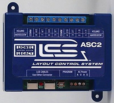 Lionel 6-81639 O LCS Accessory Switch Controller 2 (ACS2)