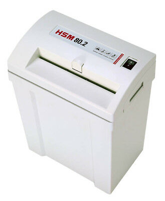 HSM 80.2 3.9mm Strip Cut Shredder (GERMAN MADE)