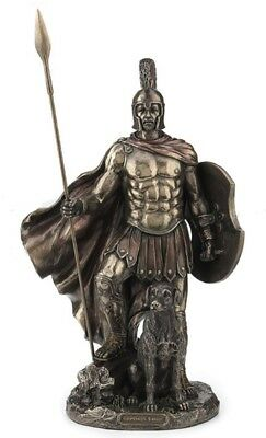 "12.5"" Odyssesus Hero of Odyssey Statue Sculpture Greek Home Decor Figure"