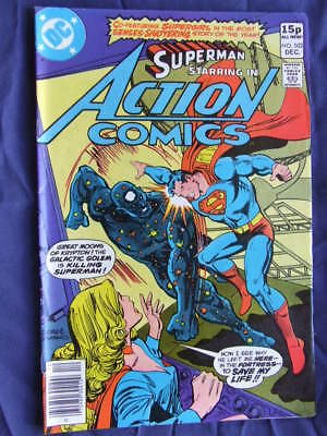 Action Comics No 502.