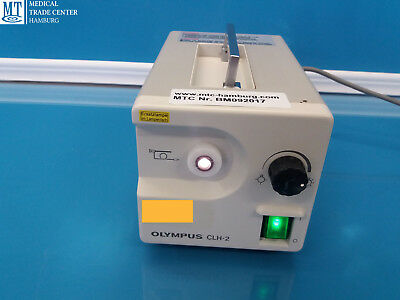 Olympus CLH-2 // CLH 2 Light Source
