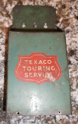 Texaco Map Holder