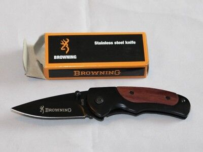 Brand New Browning FA15 Folding Pocket Knife
