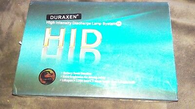 DURAXEN HID Hugh Intensity Discharge Lamp System 6000k